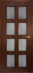 Межкомнатные двери со стеклом фото